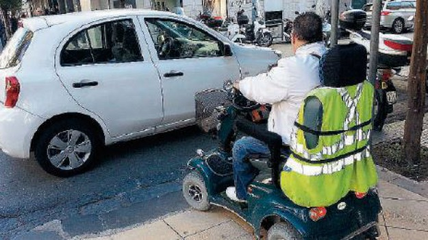 disabili, Messina, Archivio