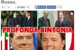 Il Pd si spacca sull'intesa Renzi-Cav