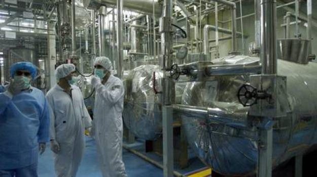 iran, nucleare, uranio, Sicilia, Archivio