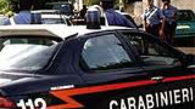 carabinieri, nicola russo, san fili, san vincenzo la costa, Sicilia, Archivio