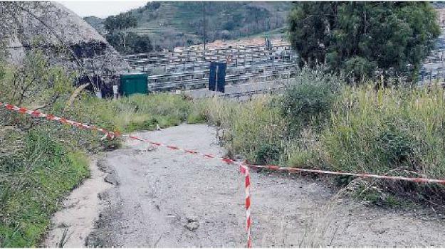 Maria Failla, morta, viadotto, Sicilia, Archivio