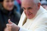 Il Papa si scaglia contro l'usura