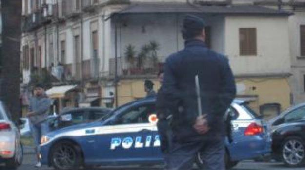 banca, cosenza, polizia, rapina, Cosenza, Archivio