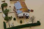 Valanghe e inondazioni Italia flagellata