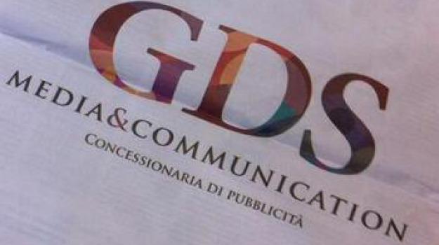 gazzetta del sud, gds, giornale di sicilia, pubblicità, Calabria, Archivio