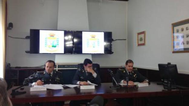 gdf, Calabria, Archivio