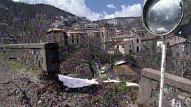 frane, maltempo, oliverio, provincia, Calabria, Archivio
