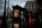 Dopo Rossano anche a Parigi opere in strada
