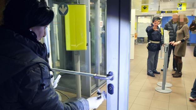 rapina ufficio postale, Messina, Archivio