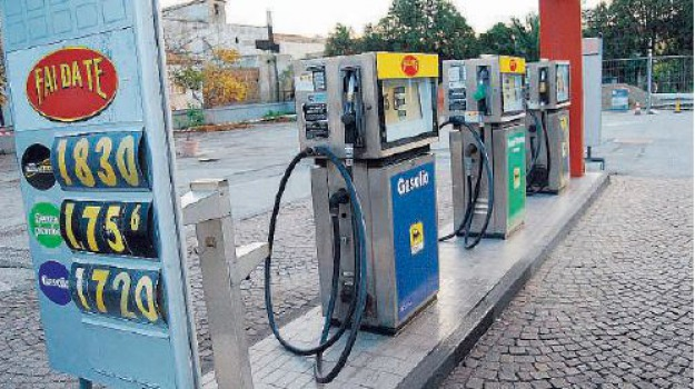 compro oro, distributori di benzina, Messina, Archivio