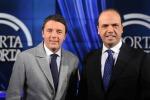 Vertice nella notte Renzi-Alfano