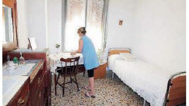 case di riposo, Messina, Archivio