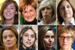 Tutte le donne del nuovo Governo