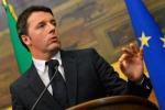 """Matteo Renzi invoca un """"governo 2.0"""""""