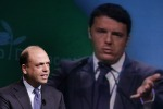 """Aut aut di Renzi: Alfano """"Vice-premier o Interni"""""""