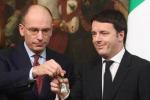 """Renzi """"La ricreazione è finita!"""""""