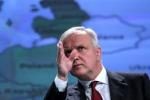 """Bruxelles avverte """"Debito alto, va ridotto"""""""