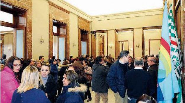contrattisti palazzo zanca, Messina, Archivio