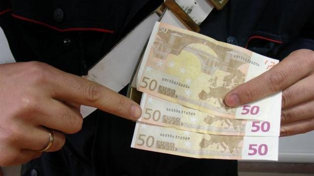 banconote false, Sicilia, Archivio