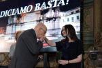 8 marzo di sangue Napolitano, no sessismo