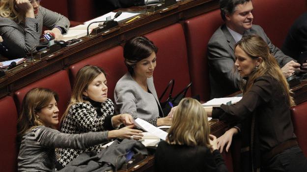 forza italia, legge elettorale, quote rosa, Sicilia, Archivio, Cronaca