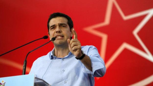 alexis tsipras, commissione europea, elezioni europee, Sicilia, Archivio, Cronaca
