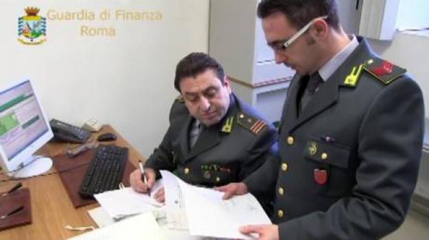 gdf, messina, Sicilia, Archivio