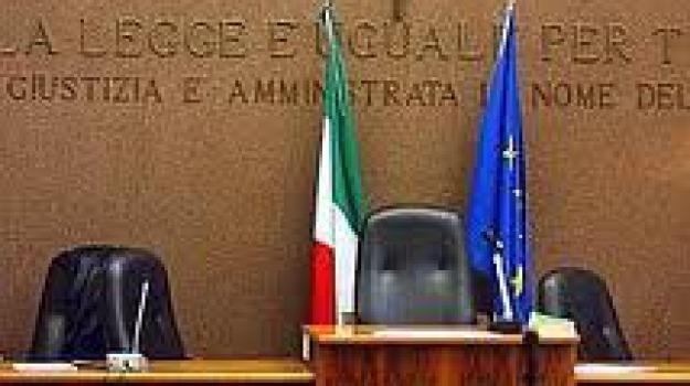 giudici di pace, Messina, Archivio