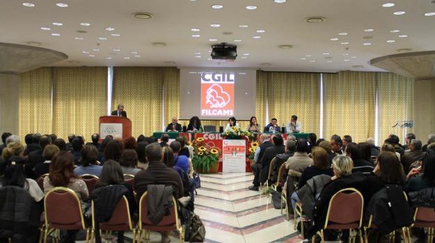 cgil, congresso, cosenza, Cosenza, Calabria, Archivio