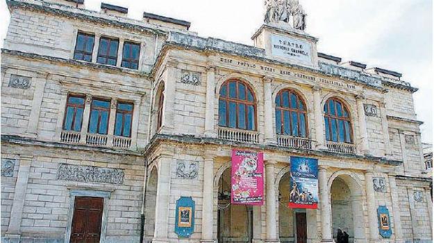 teatro vittorio emanuele, Messina, Archivio