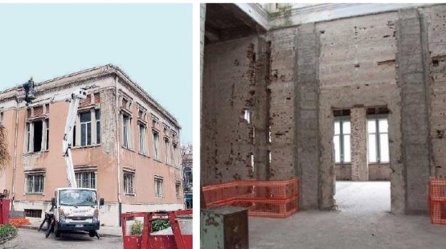 biblioteca, Messina, Archivio