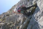 Alpinista Anghileri morto sul M. Bianco