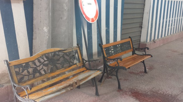 panchina, Messina, Archivio