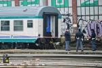 Bimbo di due anni investito da treno