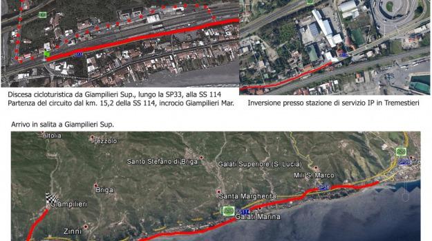 ciclismo, Messina, Archivio