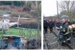 Paura e shock tra i passeggeri dei 2 treni