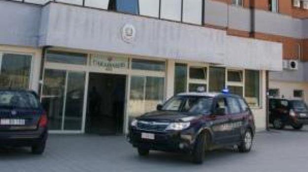 carabinieri, furto d'auto, san marco argentano, Calabria, Archivio