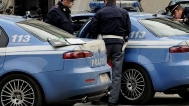 arresto polizia, Latitante albanese, scicli, Sicilia, Archivio