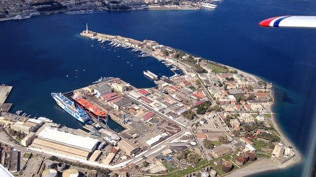 autorità portuale, Messina, Archivio
