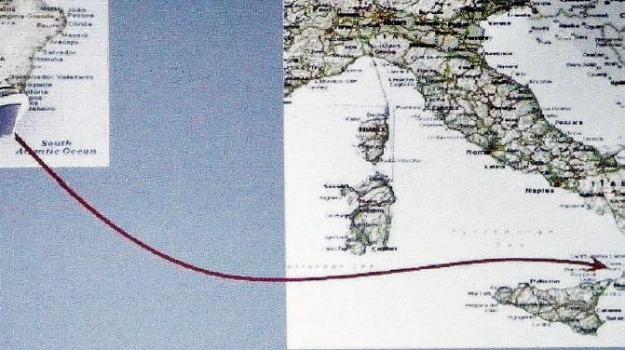 narcotraffico, porto gioia tauro, Reggio, Calabria, Archivio