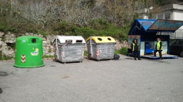 raccolta differenziata, Messina, Archivio