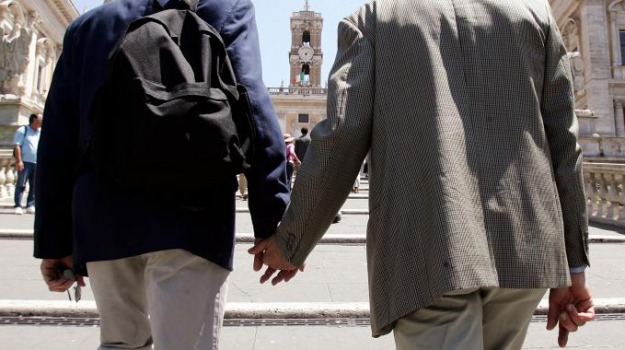matrimonio gay, Sicilia, Archivio, Cronaca