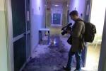 Incendio in oncologia un morto a Genova
