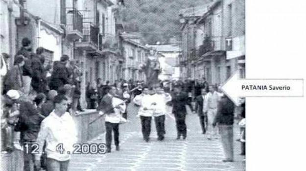 pasqua, processione, sant'onofrio, Catanzaro, Calabria, Archivio