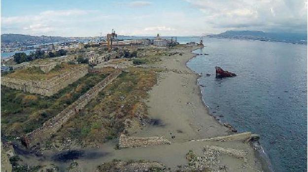 piano regolatore porto, Messina, Archivio