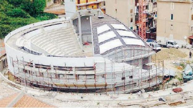 anfiteatro camaro, Messina, Archivio
