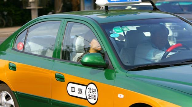 taxi cina, Sicilia, Archivio, Cronaca