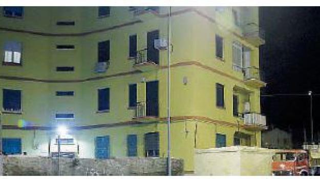 bambina vola dal balcone, Messina, Archivio