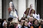 Il giorno dei Papi e dei Santi