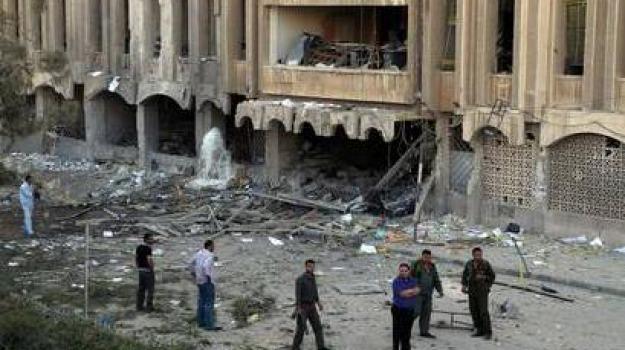 attacco chimico, morti, siria, Sicilia, Archivio